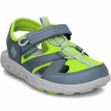 Sandale Copii Columbia Techsun Wave BC2082241, 27, 28, 29, 30, 31, Verde