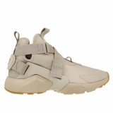 Ghete Femei Nike W Air Huarache City AH6787001, 37.5, 38, Bej