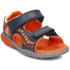 Sandale Copii Clarks Rocco Surf 26131678, 24, Orange