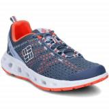 Pantofi Femei Columbia Drainmaker Iii BL3954554, 36, 38, 39, Bleumarin