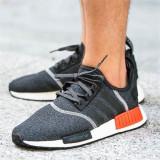 Pantofi Barbati Adidas Nmd R1 S31510, 40, 40 2/3, 41 1/3, 42 2/3, 43 1/3, 44 2/3, Negru