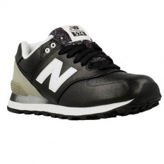 Pantofi Femei New Balance WL574RAA, 36.5, 37, 37.5, 38 - 40, 40.5, Alb, New Balance