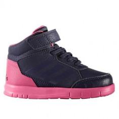Ghete Copii Adidas Altasport Mid EL I CG3338, 25, Bleumarin