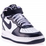 Ghete Femei Nike Air Force 1 Mid GS 518218104, 35.5, Alb