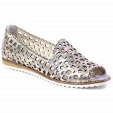 Pantofi Femei Venezia Lordsy 96048408 GO 96048408GO, 37, Gri