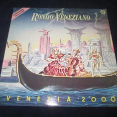 Rondo Veneziano - Venezia 2000 _ vinyl,LP _ Baby Rec. (Italia,1983), VINIL