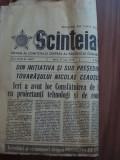 "Ziarul  ""Scanteia "" - 7  iulie -1979"