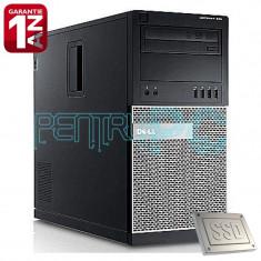 Calculator Intel Pentium G620 2.6GHz 4GB DDR3 SSD 128GB SATA3 DVD-RW GARANTIE!