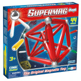 Set constructie 44 piese Supermag Maxi One Color