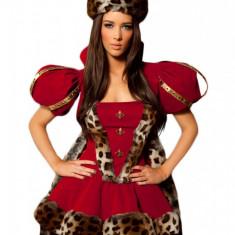 R98 Costum Halloween de regina