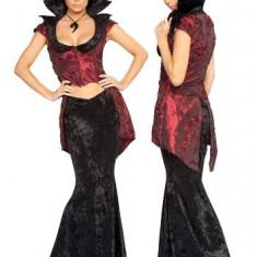 K46 Costum Halloween Vampirita