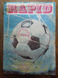 REVISTA RAPID ANUL 1982