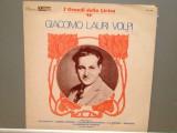 GIACOMO LAURI VOLPI – ESSENTIAL – (1971/VEDETE/ITALY) - VINIL/Ca NOU/RAR, decca classics