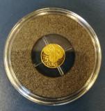 Franta - 5 Euro 2014 -  0.5 gr Aur .999 - 1150 ani Monetaria Frantei - Proof, Europa