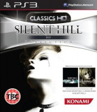 Silent Hill Hd Collection Ps3, Konami