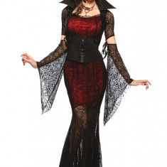 N229 Costum Halloween vampir