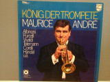 MAURICE ANDRE – KING of TRUMPET – 2LP SET (1977/PHILIPS/RFG) - VINIL/Ca NOU
