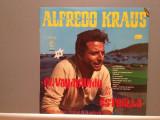 "ALFREDO KRAUS – ""EL VAGABUNDO Y LA ESTRELA"" (1974/Carillon/Spain), VINIL/Ca NOU, decca classics"