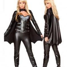 Q135 Costum tematic liliac batgirl