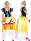 K41 Costum Halloween Alba ca Zapada