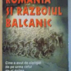 ROMANIA SI RAZBOIUL BALCANIC DE LEV TROTKI ,POLIROM 1998