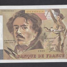 A2629 France Franta 100 francs 1985 UNC