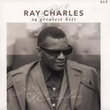 Ray Charles 24 Greatest Hits LP DMM (2vinyl)