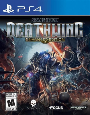Space Hulk Deathwing Enhanced Edition Ps4 foto