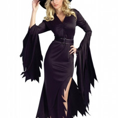 K498-1 Costum tematic Hallowen - Gothic Witch