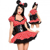 Z73 Costum tematic Minnie Mouse, S/M