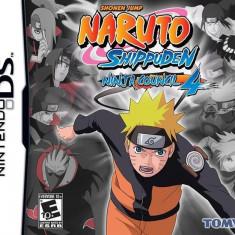 Naruto Shippuden Ninja Council 4 Nintendo Ds