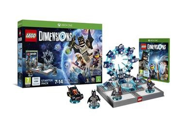 Lego Dimensions Starter Pack Xbox One foto