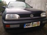 VW GOLF 3 RADIAT DIN CIRCULAȚIE PENTRU PIESE DE SCHIMB, Benzina, Hatchback