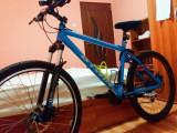 Bicicletă MTB BTWIN Rockrider 500, 17, 24, 26