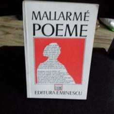 POEME - MALLARME