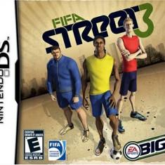 Fifa Street 3 Nintendo Ds, Electronic Arts