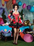 Cumpara ieftin K165 Costum cu tematica Halloween - sexy queen