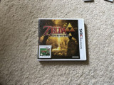 Joc Nintendo 3DS Legend Of Zelda A Link Between Worlds la carcasa,limba engleza