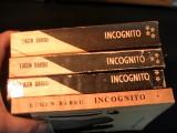 INCOGNITO-EUGEN BARBU-4 VOL-1945 PG-, Alta editura