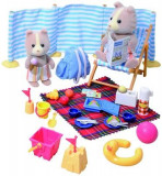 Jucarie Sylvanian Families Day At The Seaside