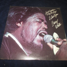 Barry White - Just Another Way  To Say I Love You_vinyl,LP _ 20th Century.._, VINIL