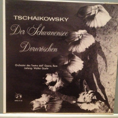 TSCHAIKOWSKY – SWAN LAKE/SLEEPING BEAUTY (1966/MMS/RFG) - VINIL/Ca NOU