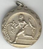 ATLETISM - CAMPIONAT R.P.R   1950 - FAZA JUDETEANA - LOCUL 2 - Medalie PREMIU