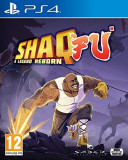 Shaq Fu A Legend Reborn Ps4