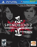 Shinobido 2 Revenge Of Zen Ps Vita