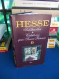 HERMAN HESSE - SIDDHARTHA * CALATORIA SPRE SOARE-RASARE - 2001