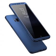 Husa 360 pentru Samsung Galaxy S8 Albastru