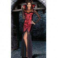 W300 Costum Halloween Vampirita sexi