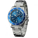 Ceas Winner Win023 Automatic Full Blue