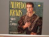 ALFREDO KRAUS – ARIAS DE OPERA (1974/CARILLON/SPAIN) , VINIL/Ca NOU, decca classics
